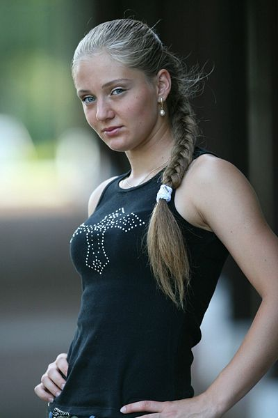 Russia - Anna Chakvetadze