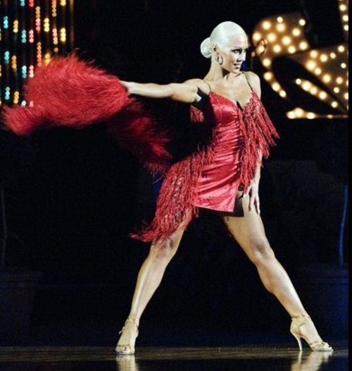 Dance Comments On Russian Lady 73