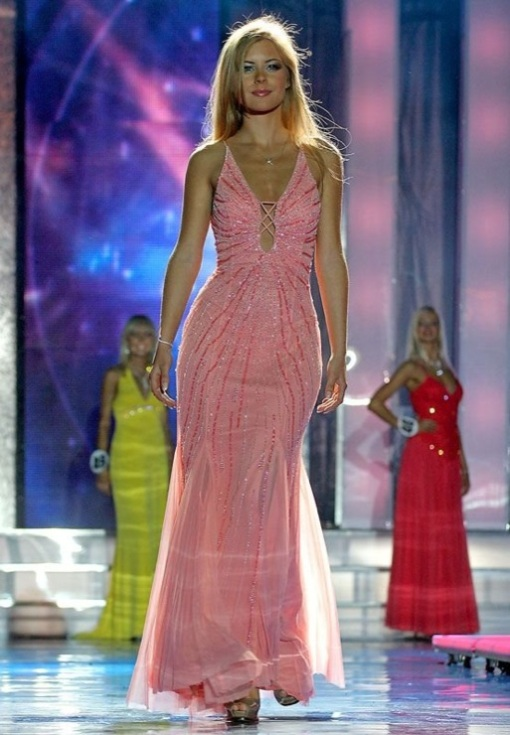 Russian Women - Stunning Evening Gown