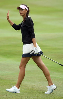 Woman Golfer Russian Women Hot 91