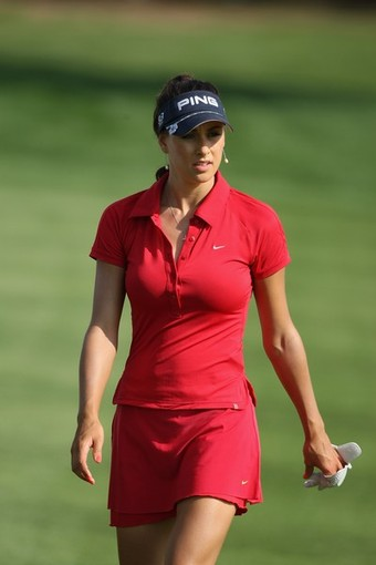 For Russian Woman Golfer