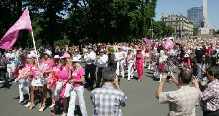 The Latvian Blondes Russian Women 79