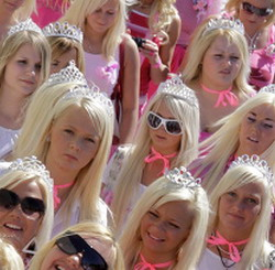 Latvia's Blond Army